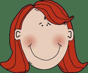 Peggy mit rundem Kopf